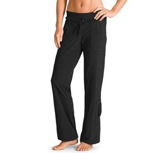 Athleta Black Double Time Allegro Pants